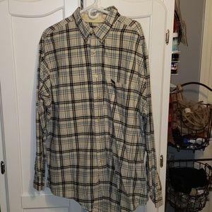 Chaps Button up collared shirt